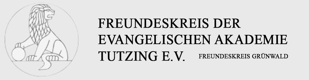 Freundeskreis der Evangelischen Akademie Tutzing